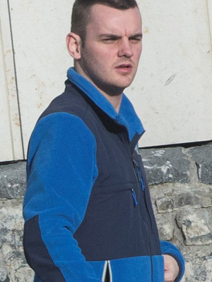 Francis Grogan was found guilty of assaulting a garda