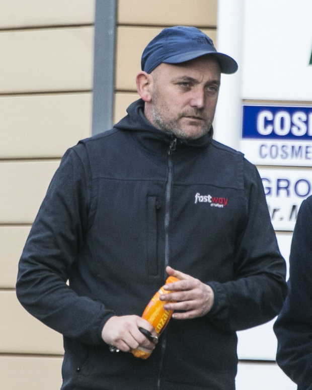 Robert McGreevy has not yet indicated how he will plead