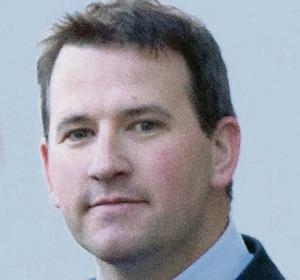 CHARGE: Graham Dwyer. Photo: Collins Courts