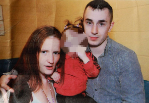 Angeline Power and Martin O'Rourke, who was gunned down