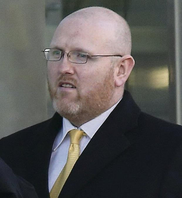 GUILTY:James Byrne at Dublin District Court