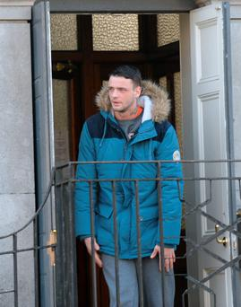 Darragh Hart of Millrose, Bluebell in Dublin pleaded guilty at Balbriggan District Court to being in possession of the slash hook on Drogheda Street, Balbriggan on October 7 last year.