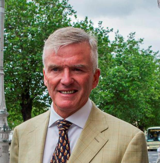 Ivor Callely claims he is not being treated fairly by the Justice Minister Frances Fitzgerald