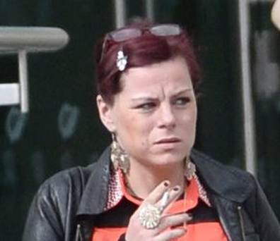 Laura Dempsey pleaded guilty to possession of drugs