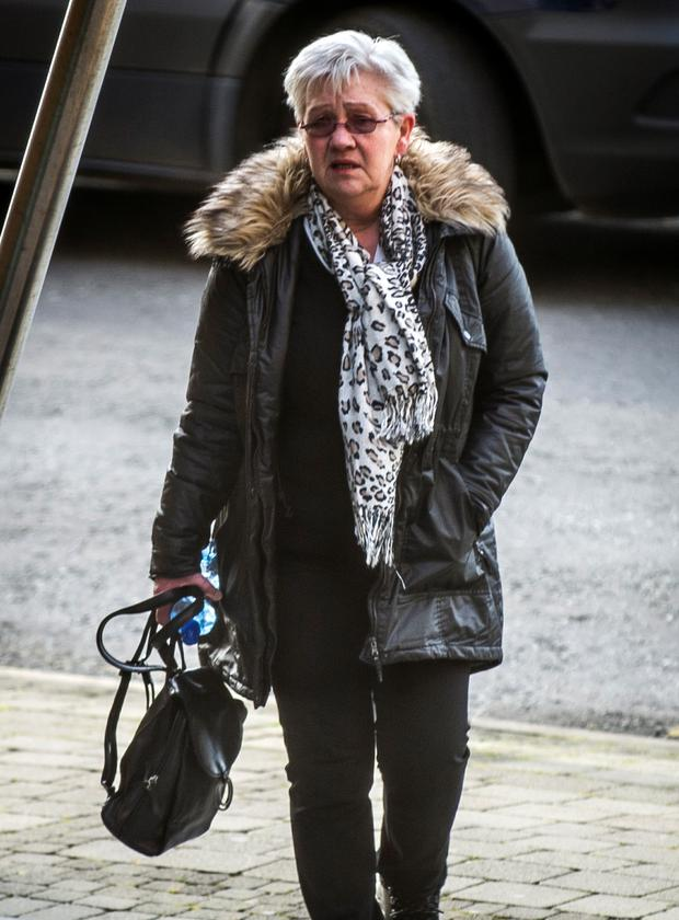 Philomena Moloney had charges of assault withdrawn
