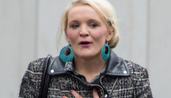 Kelly Kinsella (23) has a number of previous convictions