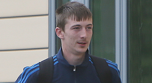 Tony Hynes allegedly stabbed his former friend three times Picture: Damien Eagers