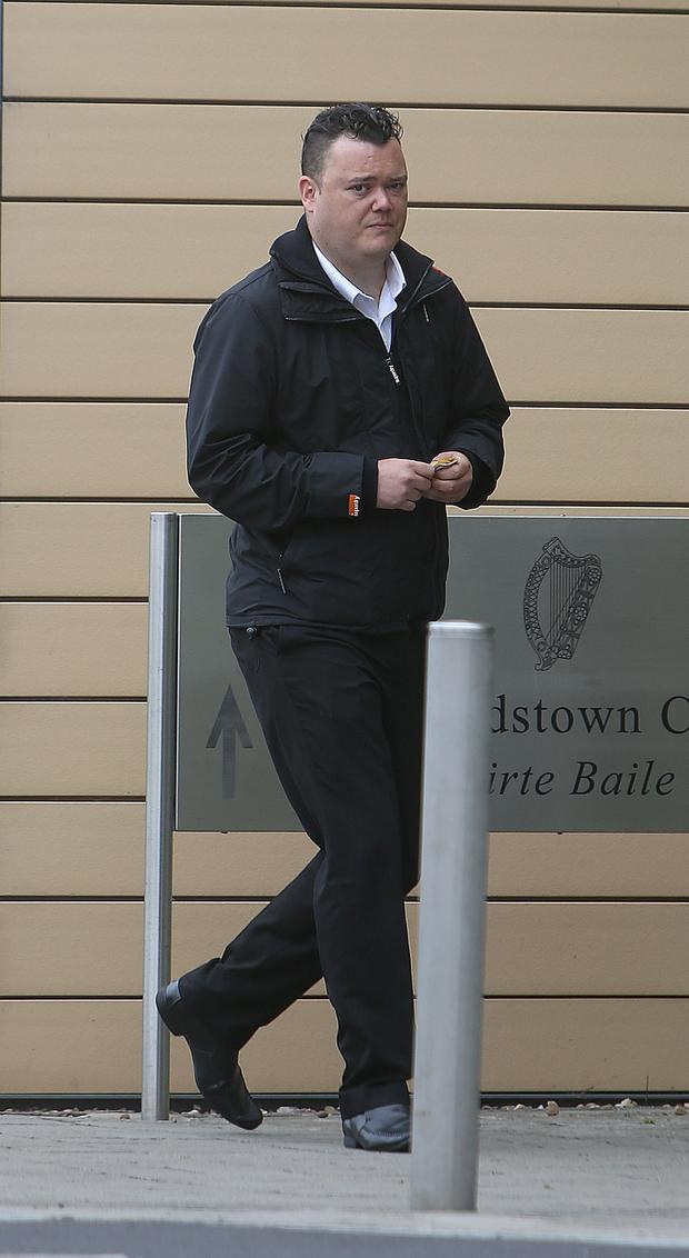 McAtamney admitted he had been drinking to a garda. Photo: Damien Eagers