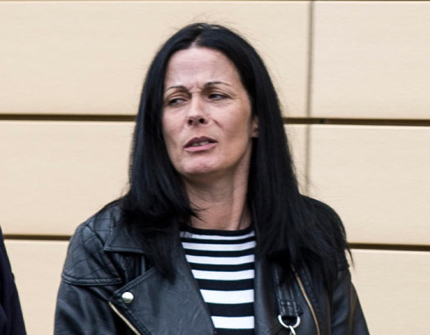 Sarah McCarthy had two previous convictions for theft