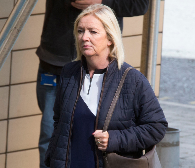 Linda Bradley was remanded on bail to appear in court again