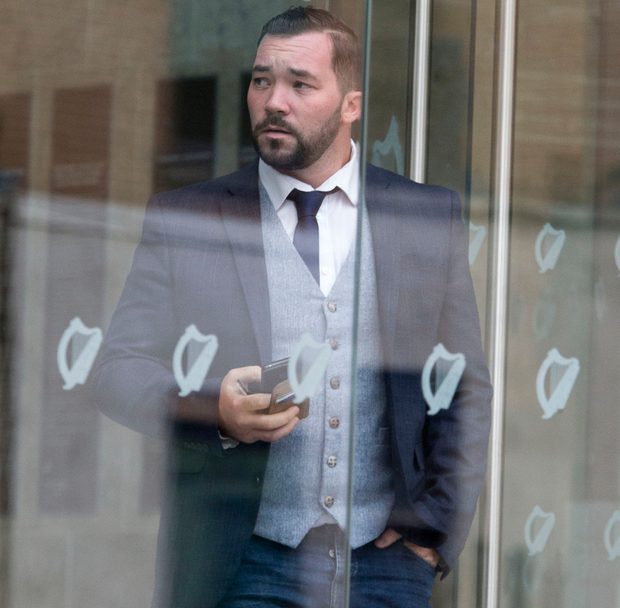 Patrick Fitzpatrick, who played Zumo Bishop in Fair City, has pleaded guilty to the assault on Theresa Gannon