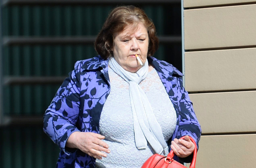 Angela Martin 'is no criminal mastermind', said her barrister