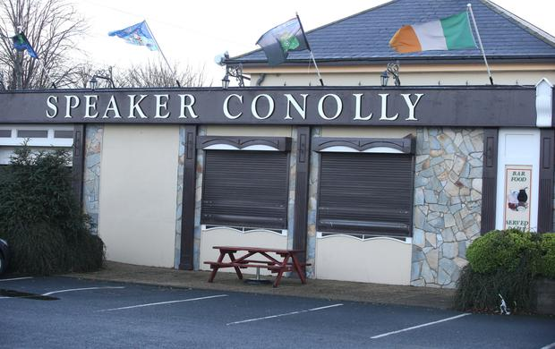 Speaker Connolly pub in Firhouse
