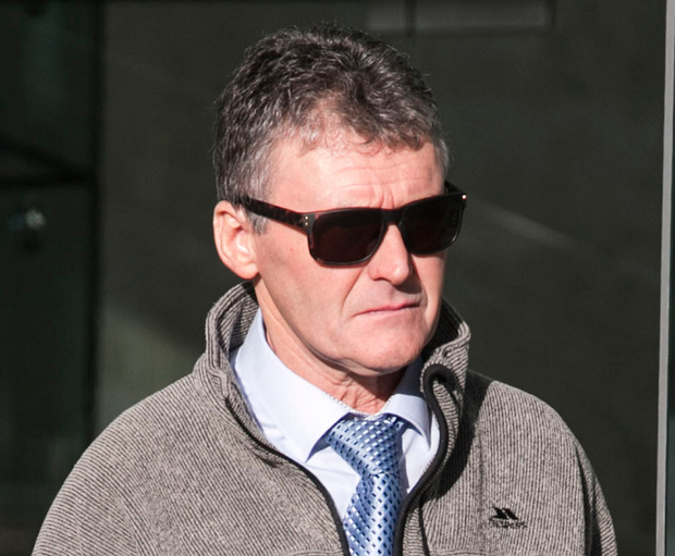 Dessie O'Hare is charged over an alleged incident in 2015