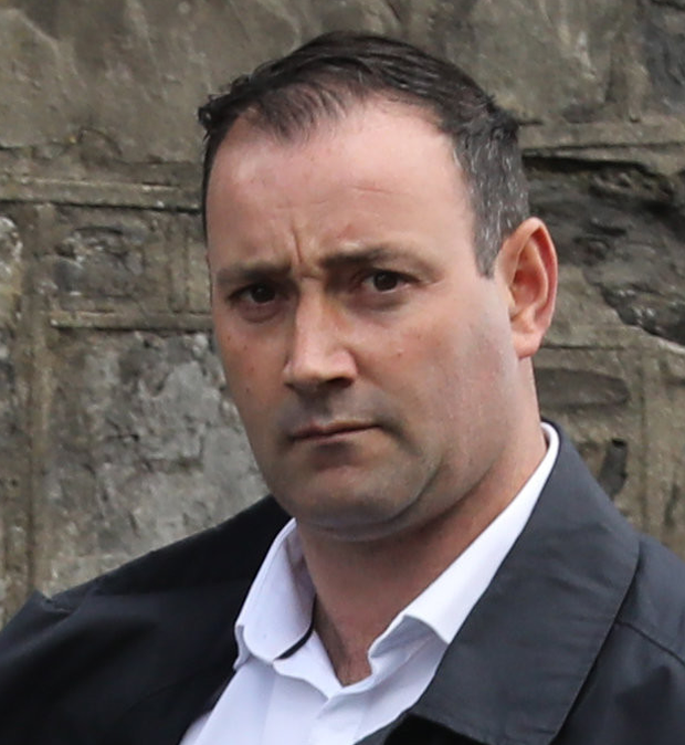 Glen Byrne has been jailed