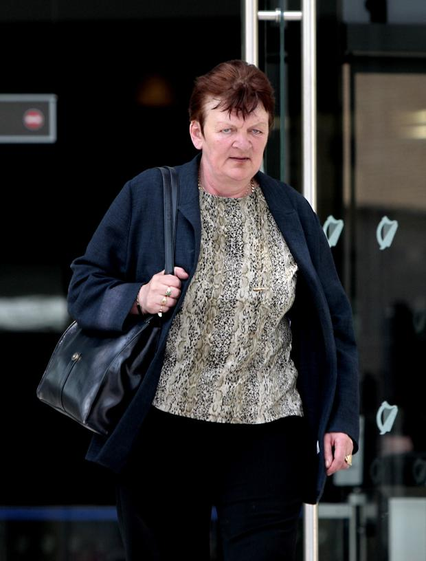 Thief Kathleen Comerford's convictions date back to 1968