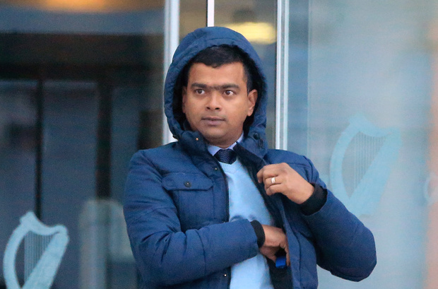 Roland George paid €1,000 compensation to his victim. Photo: Gerry Mooney