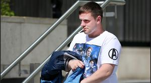 Dad-of-three Jake Doyle was seen by an undercover garda