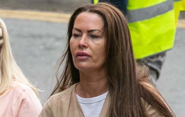 Denise Reilly is accused of recklessly endangering the garda