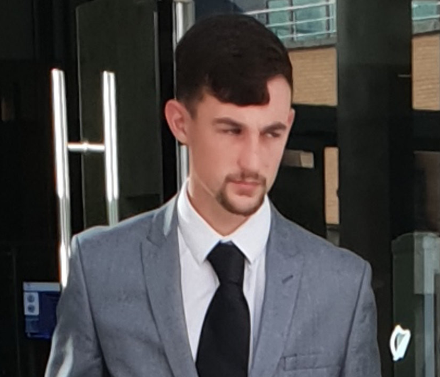 Luke Tormey admitted assault in south city centre bar