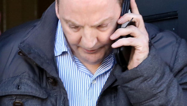 Andrew Shannon was fined €200 at Swords District Court
