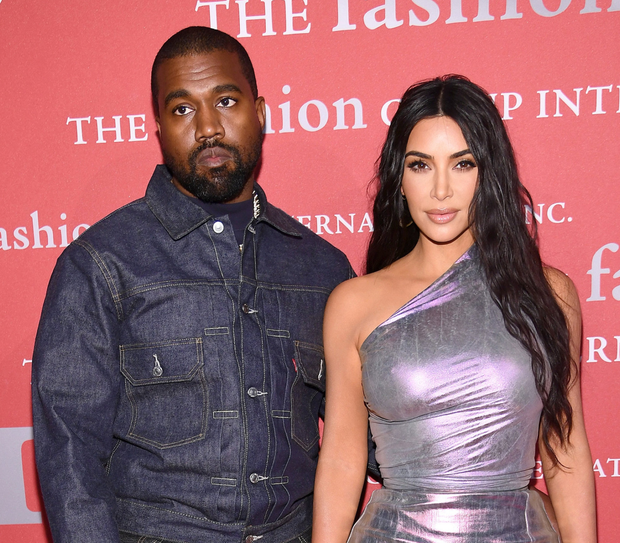 Kanye West has yet to be publicly endorsed by his wife Kim
