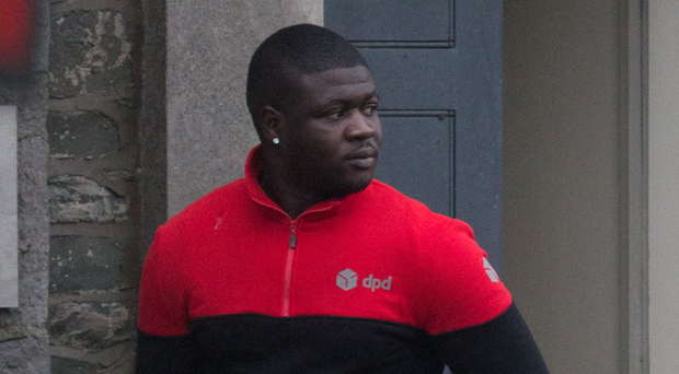 Louis Diasivi refused to give gardai his details when stopped