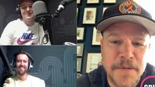 Matt Damon speaks to Nathan O'Reilly and Graham O Toole on Spin 1038