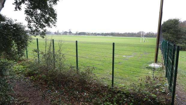 The proposal for the pitches is linked to a plan for 650 homes
