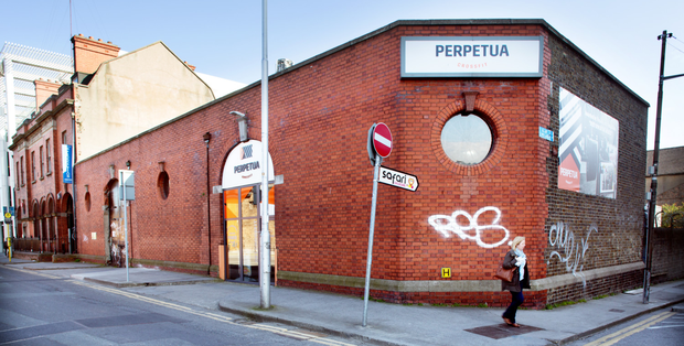 Dublin City Council has listed this building as 'protected'