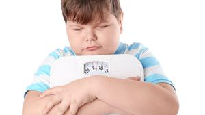 One in five children are obese. Stock image