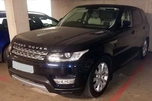 The CAB seized a €67,000 Range Rover yesterday afternoon