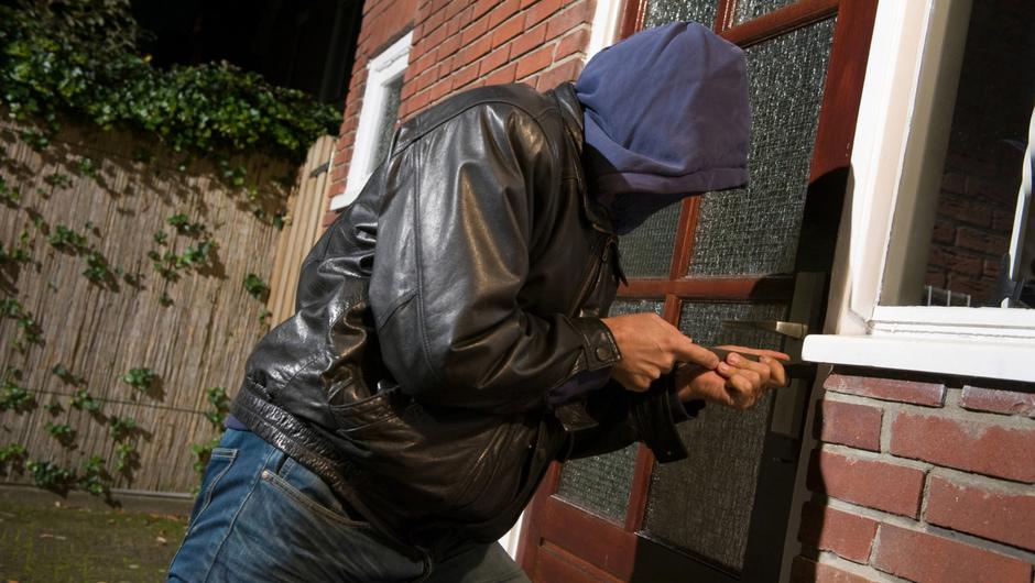 House burglaries have increased dramatically in recent weeks