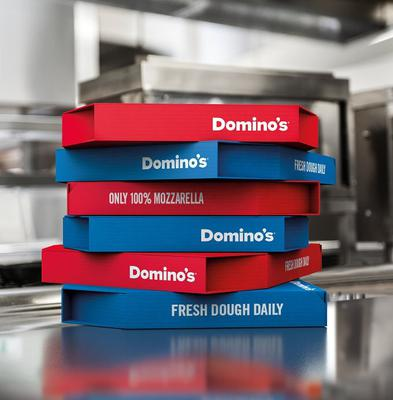 Dominos Pizza paid the sum