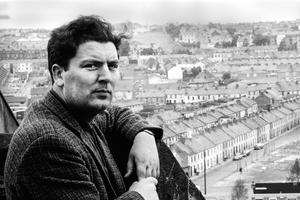 John Hume in Derry in 1970