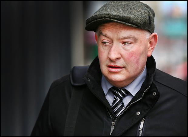 Patrick Quirke (pictured) was jailed for murdering Bobby Ryan