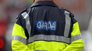 Gardaí pursued the gunman in a lengthy chase but the culprit was not caught