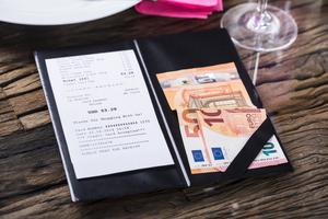 Restaurants and hotels were included in price comparisons