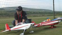 Killer Dwyer will miss his passion for model aircraft