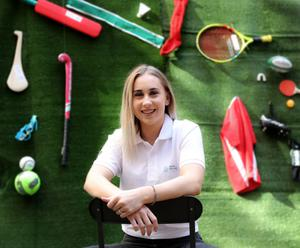 Orla Comerford competed in the Rio Paralympics in 2016