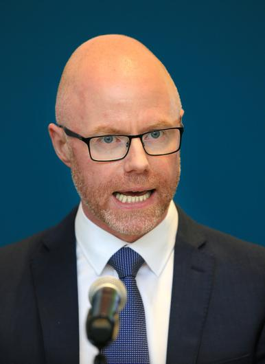 Health Minister Stephen Donnelly has defended new rules