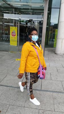 Jaiyeola Odubanjo has not indicated how she intends to plead to the charge against her