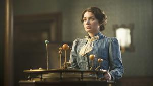 Eve Hewson is currently starring in new BBC drama The Luminaries, which was filmed in New Zealand