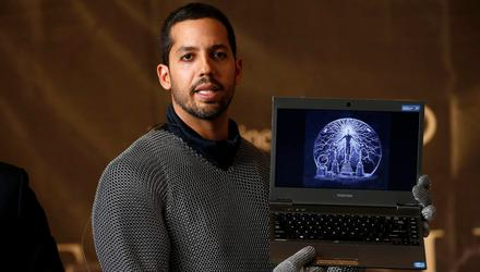 American magician David Blaine will play the 3Arena in June
