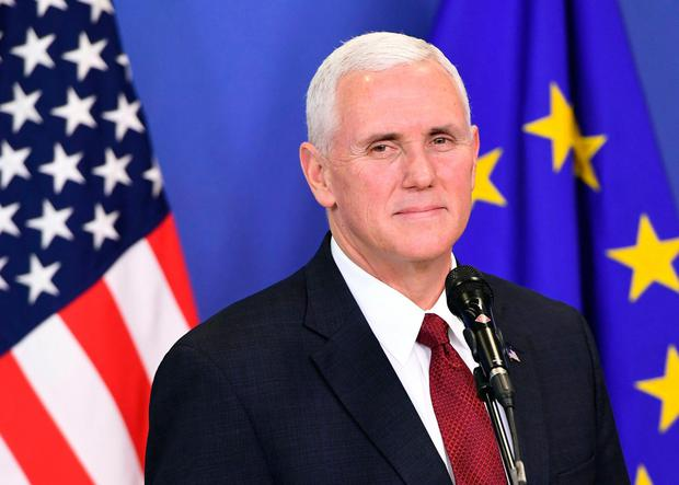 Mike Pence has Irish roots