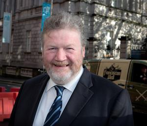 James Reilly insists decision on site makes 'perfect sense'