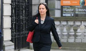 Media Minster Catherine Martin was outspoken about the issue