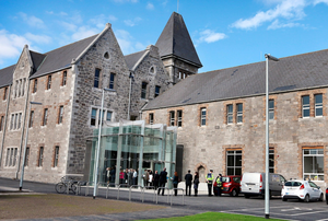 Wrangling over the award of a design and build contract has held up development work on DIT's sprawling Grangegorman campus