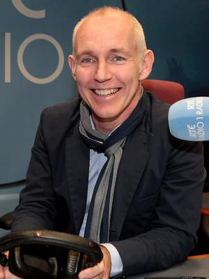 The Ray D'Arcy Show has had a complaint partially upheld
