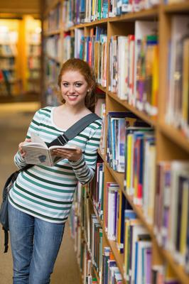 The survey suggests students are reading fewer books